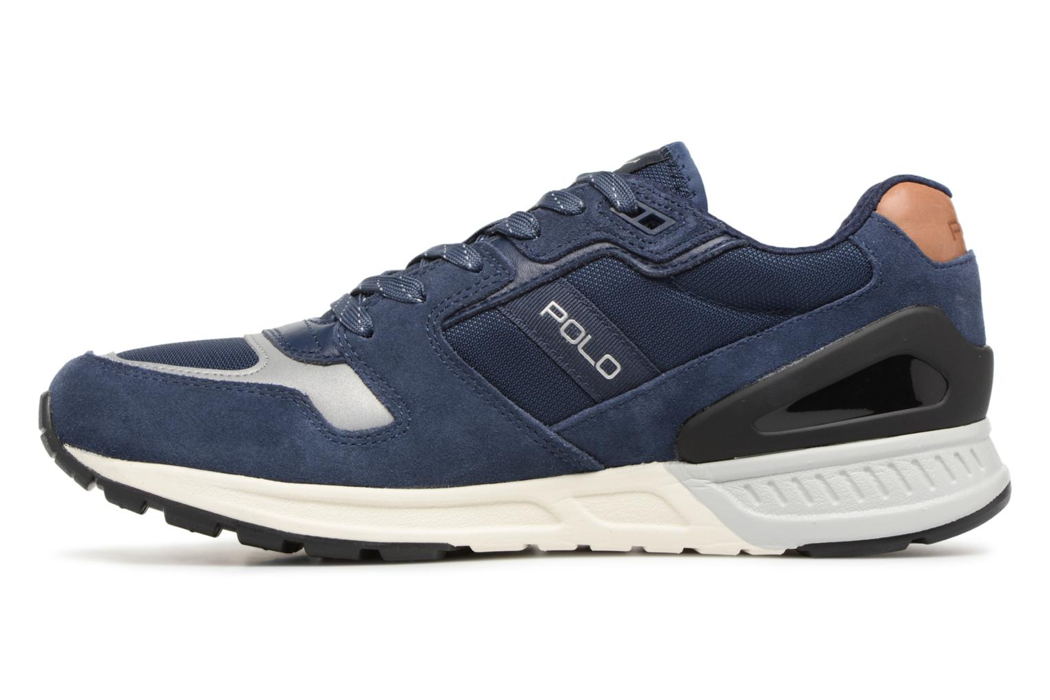 Trainers Polo Ralph Lauren Train100 Blue front view