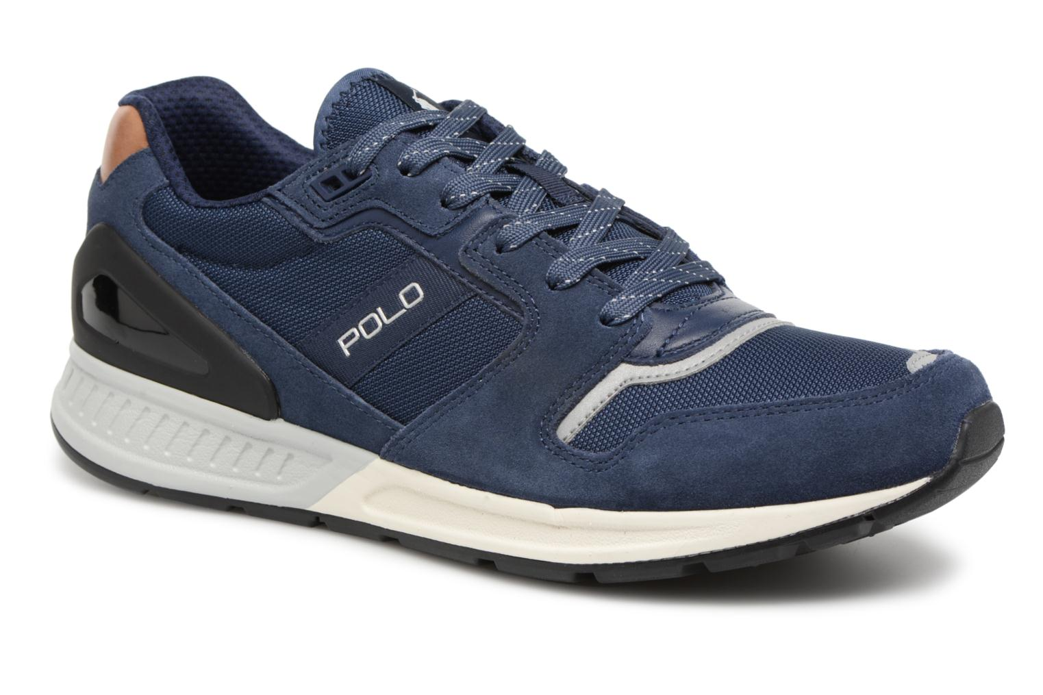 Trainers Polo Ralph Lauren Train100 Blue detailed view/ Pair view