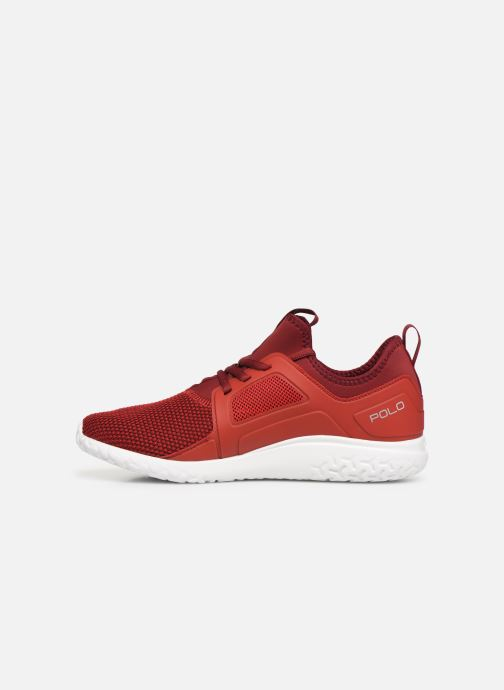Sneakers Polo Ralph Lauren Train150 Rood voorkant