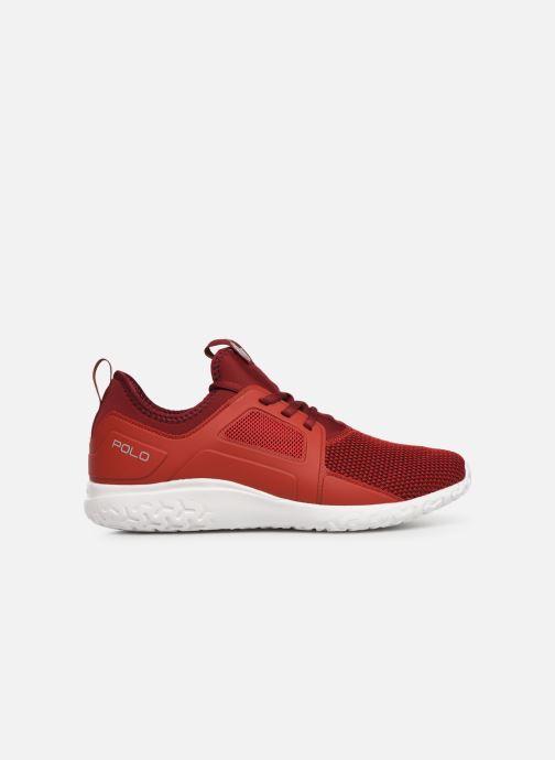 Sneakers Polo Ralph Lauren Train150 Rood achterkant