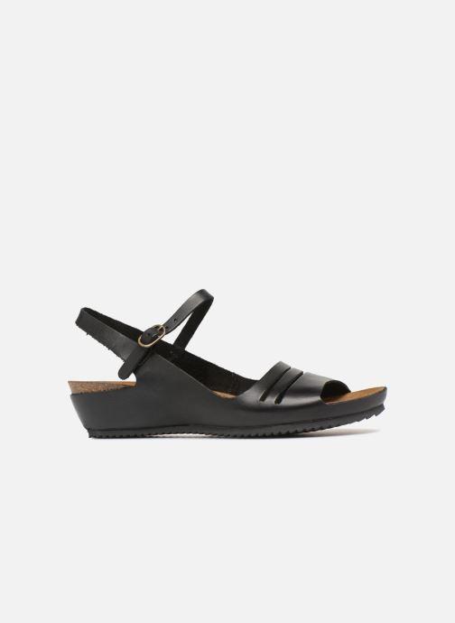 Sandales et nu-pieds Kickers Tokimas Noir vue derrière