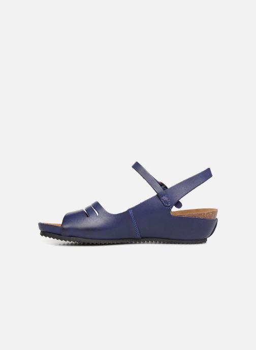 Kickers Tokimas (bleu) - Sandales Et Nu-pieds Chez