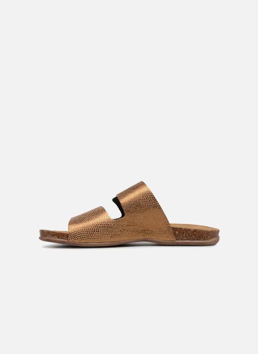 Kickers (Gold Anabi (Gold Kickers bronze) - Clogs & Pantoletten bei Más cómodo ee63e3
