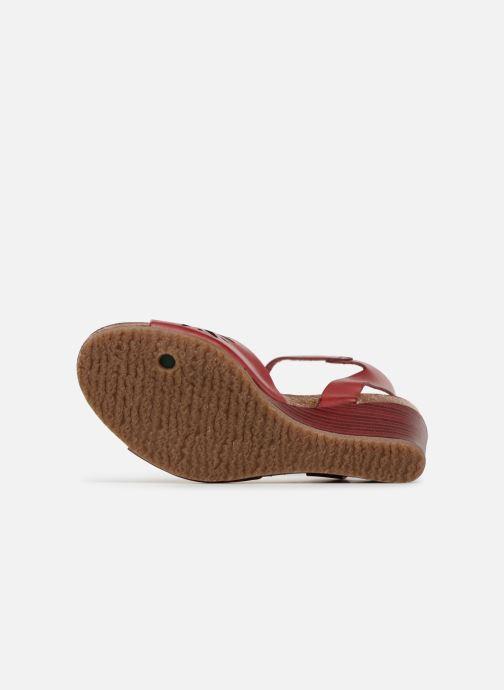 Kickers Simply (Röd) - Sandaler