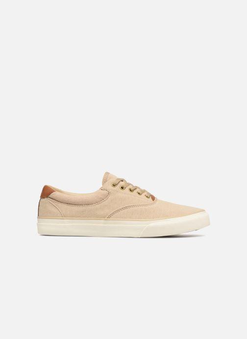 Sneakers Polo Ralph Lauren Thorton II Beige achterkant