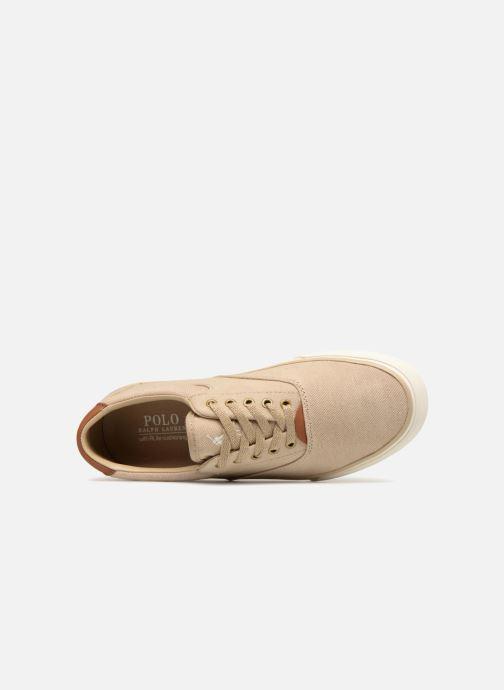 Sneakers Polo Ralph Lauren Thorton II Beige links