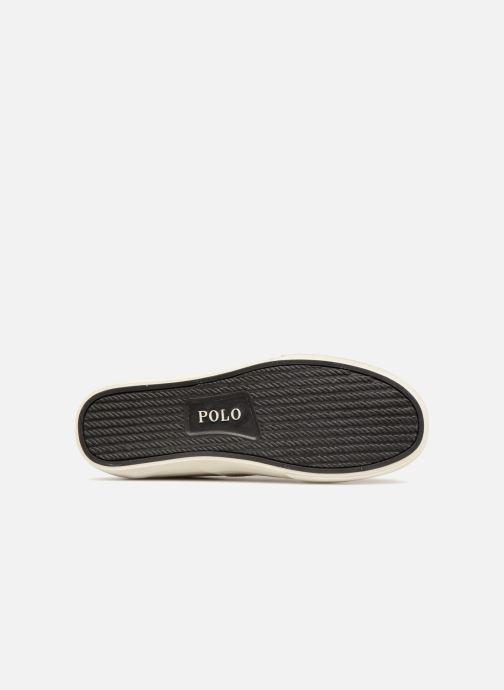 Sneakers Polo Ralph Lauren Thorton II Beige boven