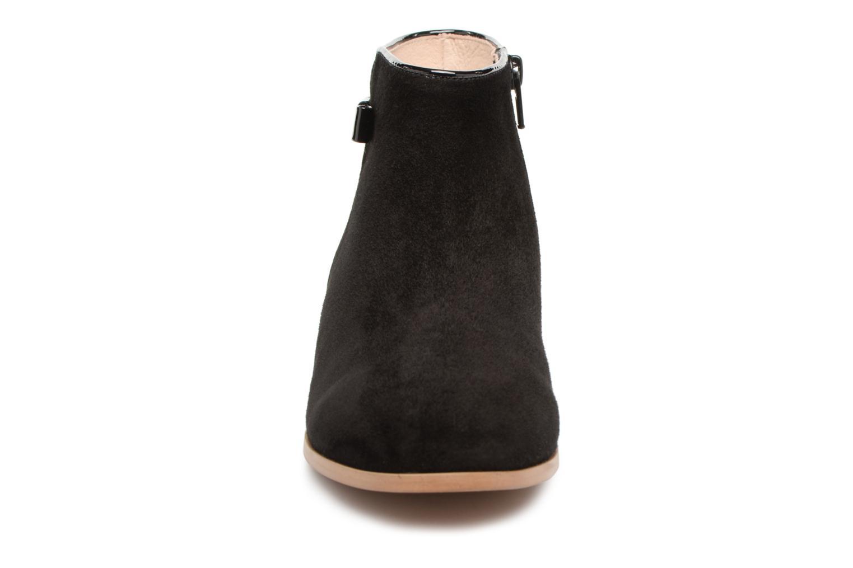 Bottines et boots Georgia Rose Stanoeud Noir vue portées chaussures