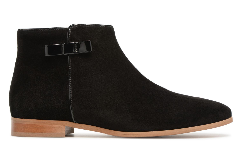Bottines et boots Georgia Rose Stanoeud Noir vue derrière