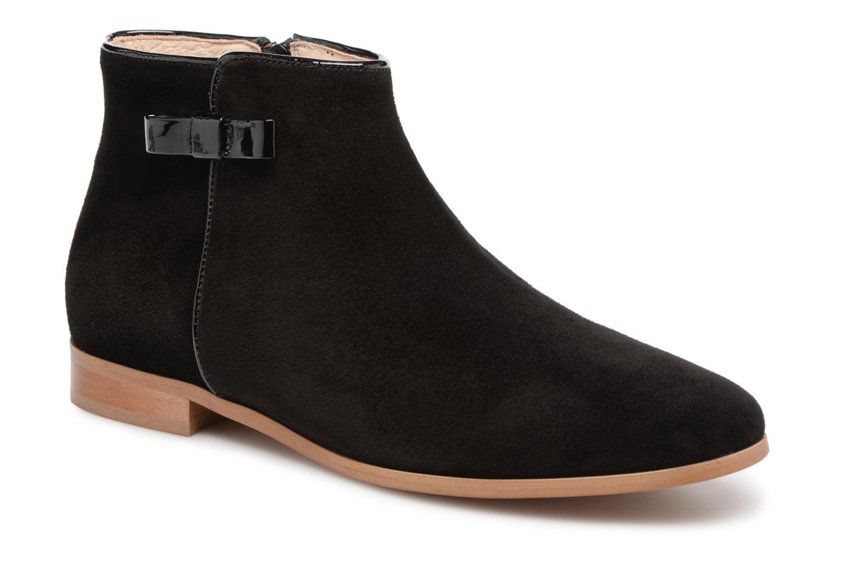 Bottines et boots Georgia Rose Stanoeud Noir vue détail/paire