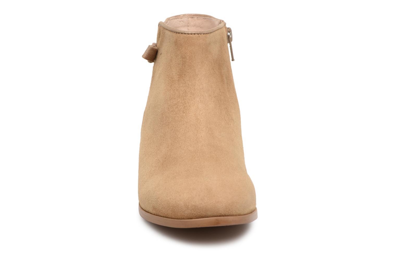 Bottines et boots Georgia Rose Stanoeud Beige vue portées chaussures