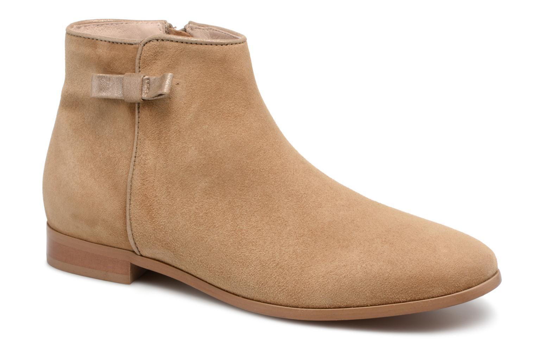 Bottines et boots Georgia Rose Stanoeud Beige vue détail/paire