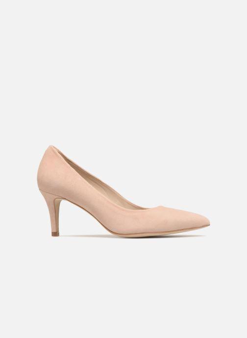 Zapatos de tacón Georgia Rose Rosali Beige vistra trasera