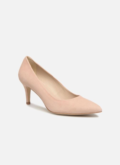 Zapatos de tacón Georgia Rose Rosali Beige vista de detalle / par
