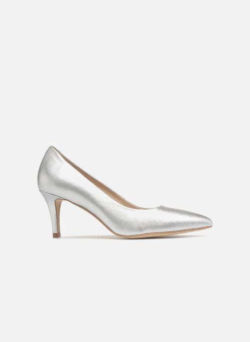 Zapatos de tacón Georgia Rose Rosali Plateado vistra trasera