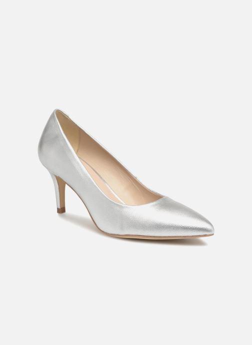 Zapatos de tacón Georgia Rose Rosali Plateado vista de detalle / par