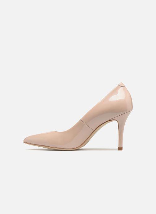 Zapatos de tacón Georgia Rose Rosace Beige vista de frente