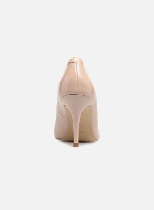 Zapatos de tacón Georgia Rose Rosace Beige vista lateral derecha