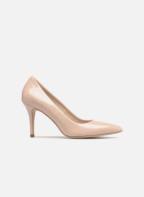 Zapatos de tacón Georgia Rose Rosace Beige vistra trasera