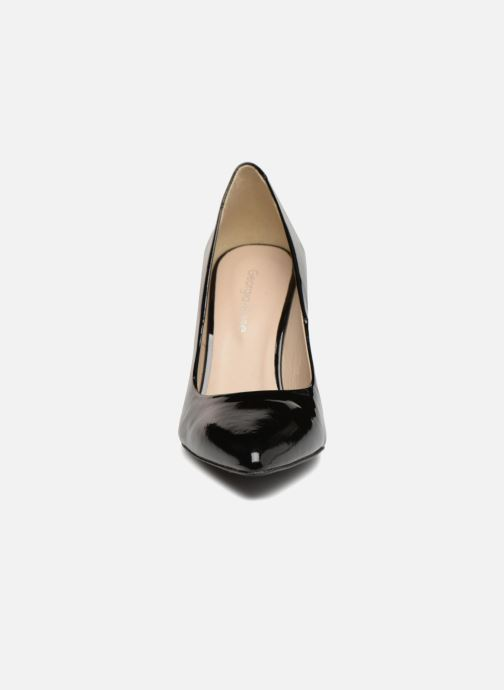 Escarpins Georgia Rose Rosace Noir vue portées chaussures