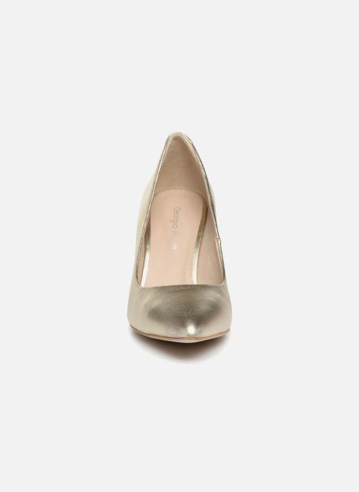 Escarpins Georgia Rose Rosace Or et bronze vue portées chaussures