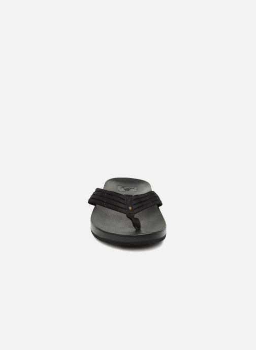 Slippers Reef CUSHION BOUNCE SUNNY Zwart model