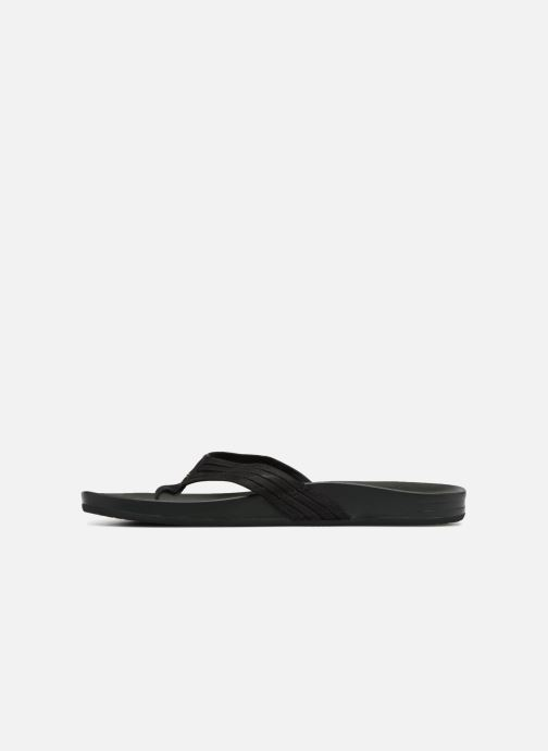 Slippers Reef CUSHION BOUNCE SUNNY Zwart voorkant