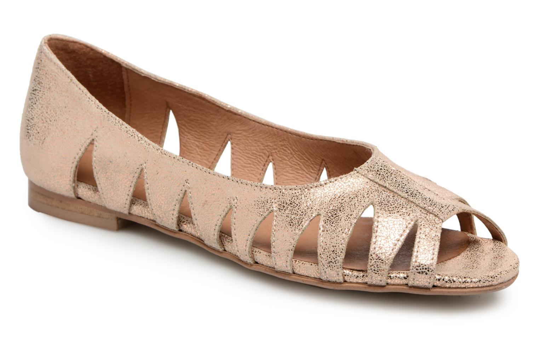 Zapatos Rose casuales salvajes  Georgia Rose Zapatos Escagea (Oro y bronce) - Bailarinas en Más cómodo 55807f