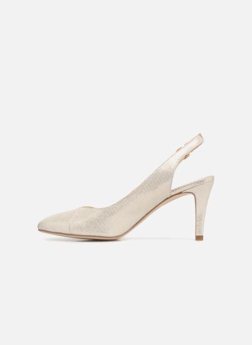High heels Georgia Rose Elegante Beige front view