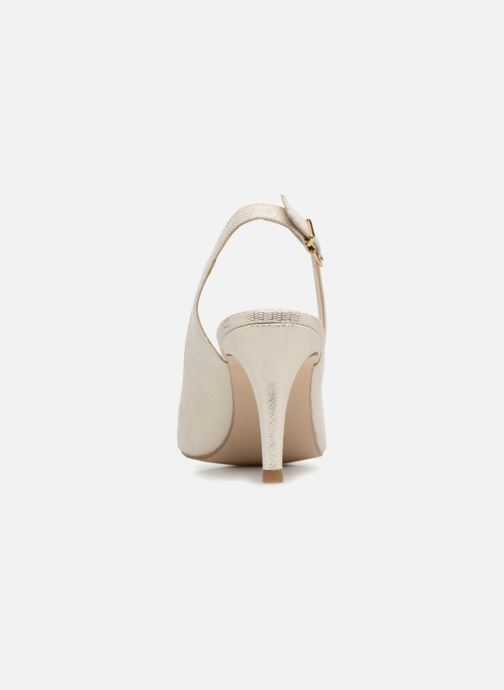 High heels Georgia Rose Elegante Beige view from the right