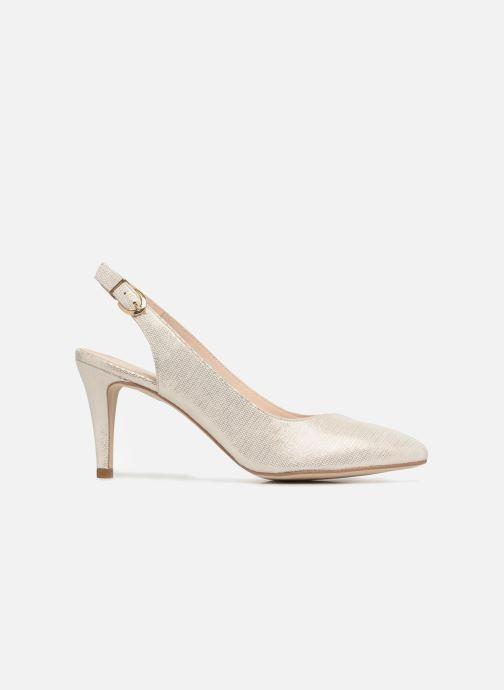 High heels Georgia Rose Elegante Beige back view
