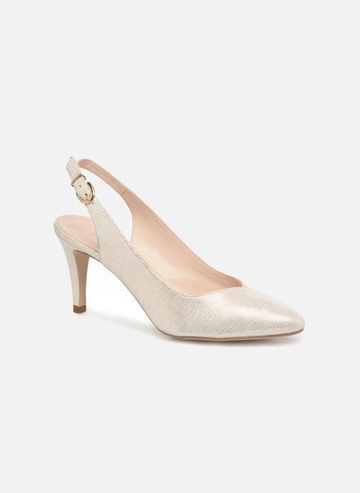 High heels Georgia Rose Elegante Beige detailed view/ Pair view