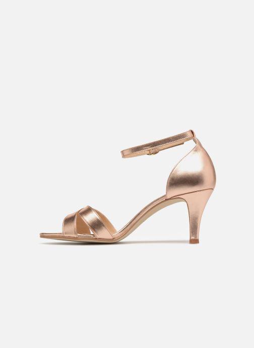 Sandalen Georgia Rose Ecrin gold/bronze ansicht von vorne