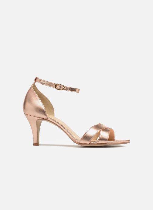 Sandalen Georgia Rose Ecrin gold/bronze ansicht von hinten
