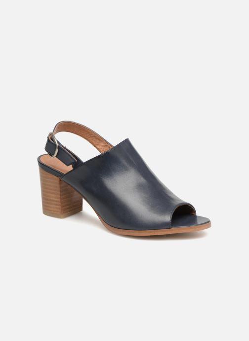 Sandales et nu-pieds Georgia Rose Ezabia Bleu vue détail/paire