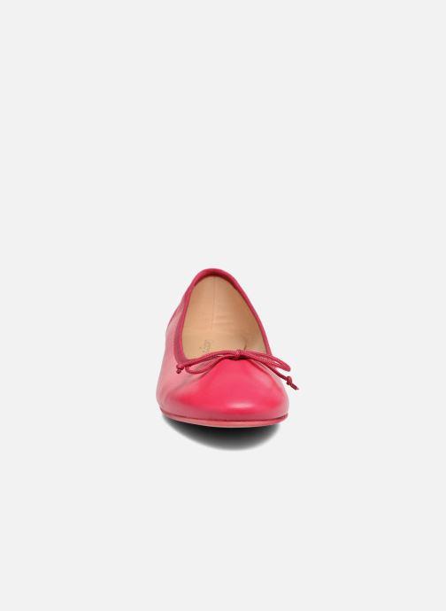 Ballerines Georgia Rose Sanoeud Rose vue portées chaussures