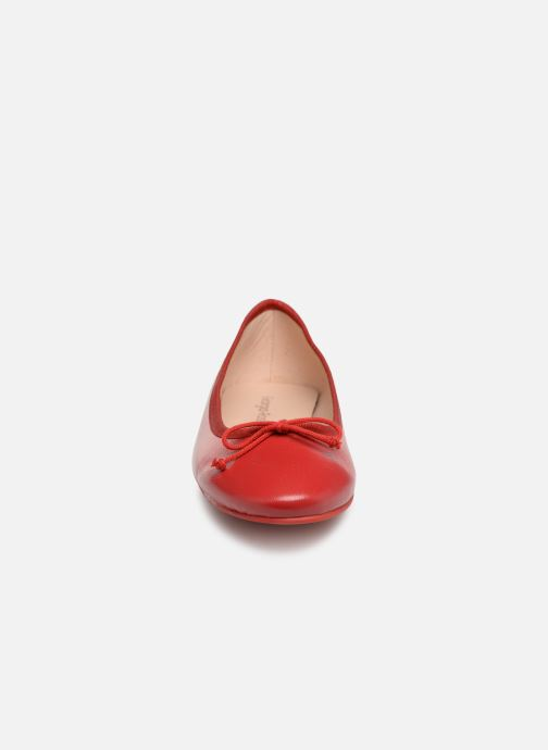 Ballet pumps Georgia Rose Sanoeud Red model view