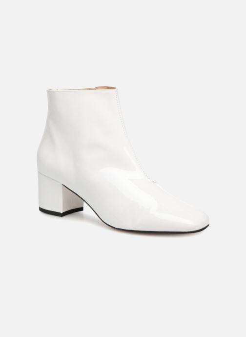 Bottines et boots Georgia Rose Seventies Blanc vue détail/paire