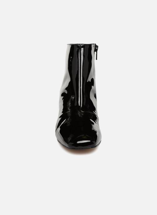 Bottines et boots Georgia Rose Seventies Noir vue portées chaussures