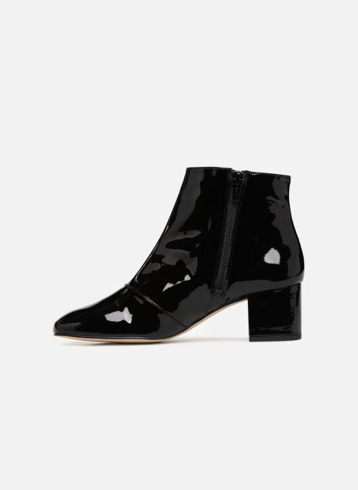 Bottines et boots Georgia Rose Seventies Noir vue face