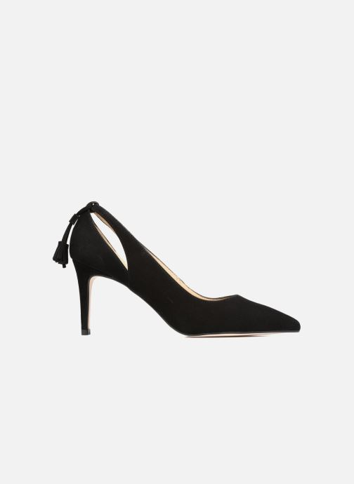 Zapatos de tacón Georgia Rose Sapon Negro vistra trasera