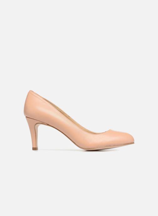Zapatos de tacón Georgia Rose Selim Beige vistra trasera