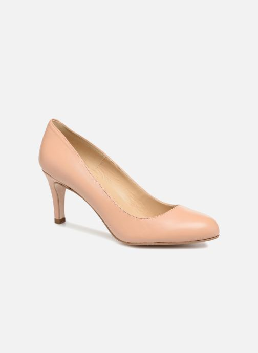 High heels Georgia Rose Selim Beige detailed view/ Pair view