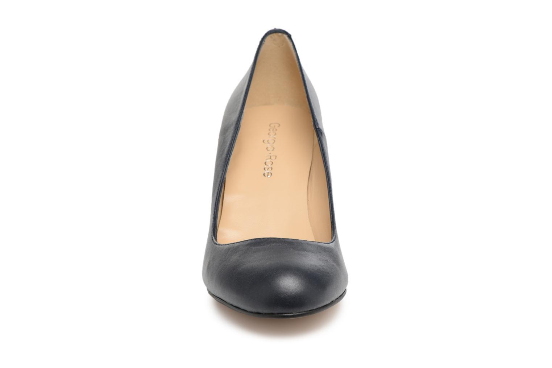Escarpins Georgia Rose Selim Bleu vue portées chaussures