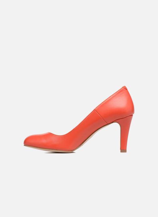 High heels Georgia Rose Selinon Orange front view