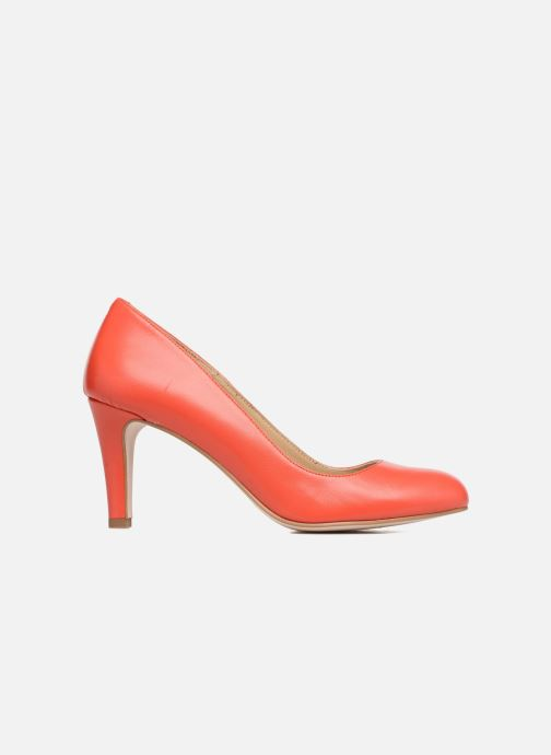 High heels Georgia Rose Selinon Orange back view