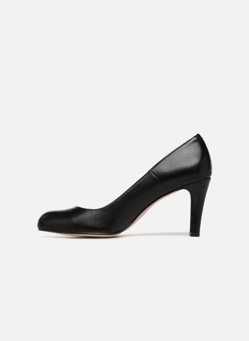 High heels Georgia Rose Selinon Black front view