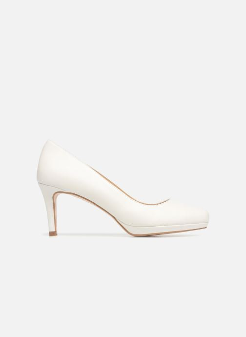 Pumps Georgia Rose Sermini Wit achterkant
