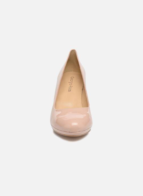 Escarpins Georgia Rose Sermini Beige vue portées chaussures