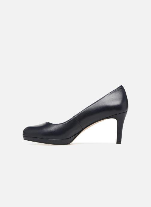 Zapatos de tacón Georgia Rose Sermini Azul vista de frente